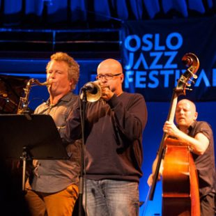 Oslo Jazzfestival - 12. august 2014 cover