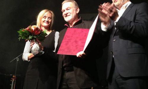 Kongens fortjenstmedalje til Erling Wicklund