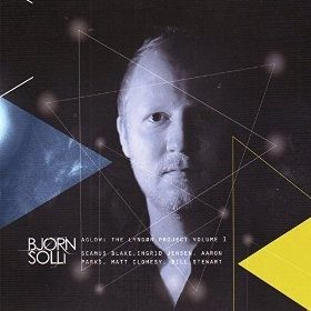 «Aglow: The Lyngør Project Volume 1» cover