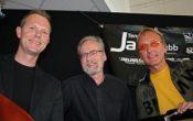 JazzKafé med Jazztrioen Dash og jam session!