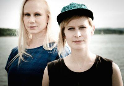 Jenny Hval og Susanna til KongsbergJazz