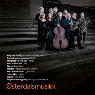 «Østerdalsmusikk» cover