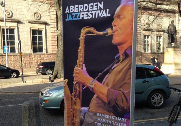 Norsk jazz med fine avtrykk i Aberdeen
