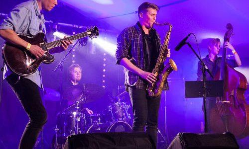Presenterer vestnorske jazztalenter