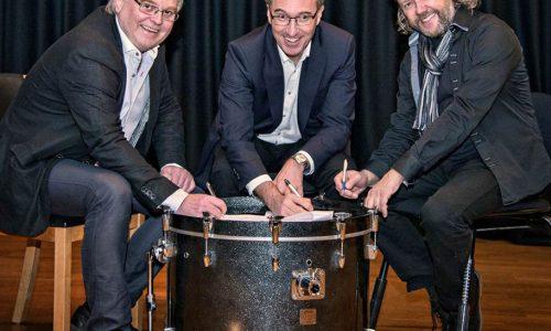 Jazzfest med ny hovedsponsor