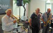 JazzKafé med Bourbon Street Jazzband