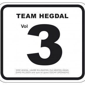 «Vol 3» cover