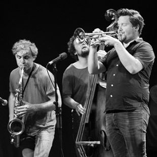 Kongsberg Jazzfestival, 2. juli 2015 cover