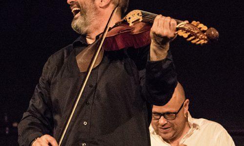 Nils Økland med tingingsverk til Vossa Jazz 2016