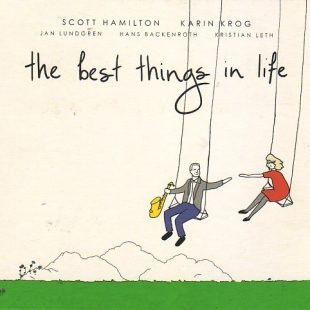 «The Best Things in Life» cover