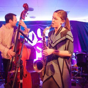 Vossa Jazz - fredag 19. mars 2016 cover