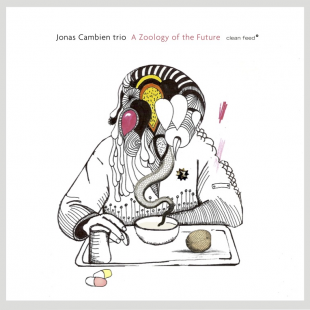 """A Zoology of the Future"" cover"