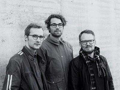 Espen Berg Trio utnevnt til NTNU-ambassadør