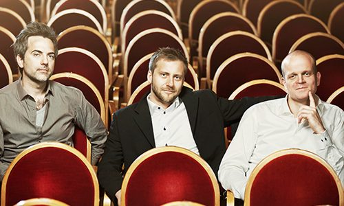 Espen Eriksen Trio på UK-turné