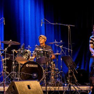 MaiJazz 3. mai 2016:  Manu Katché Group, Svein Olav Herstad Trio, Eivind Aarset Band cover