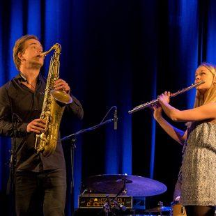 MaiJazz 4. mai 2016: José James, Marius Neset Kvintett m/Svante Henryson. cover