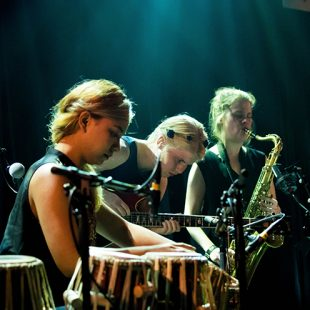 Nattjazz, 28. mai 2016: Bugge Wesseltoft New Conception of Jazz – 2016 Edition, Carsten Dahl Experience, Hanna Paulsberg Concept, Solborg/Banke Duo, Erlend Apneseth Trio, The Budos Band. cover