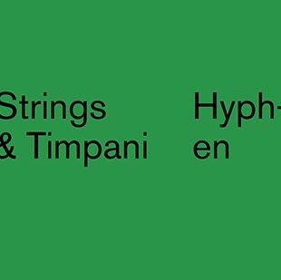 «Hyphen» cover