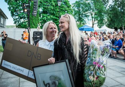 DNB-prisen til Susanna