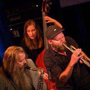 The Oslo Jazz Festival Orchestra - Oslo Jazzfestival, Nasjonal jazzscene, 19. august 2016 cover