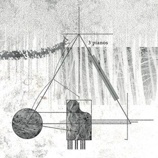 «3 pianos» cover