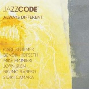 «Always Different» cover