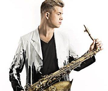 Stian Carstensen gjester Marius Neset Quintet