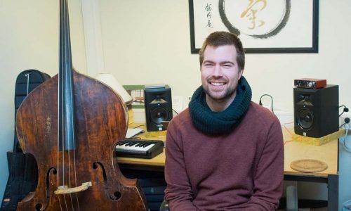 Den zen-stemte bassisten