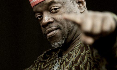 Afrobeatlegende til Mandaljazz