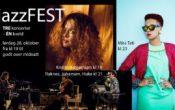 Høstens minifestival, JAZZfest. Tre konserter – én kveld!