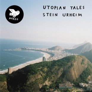 «Utopian Tales» cover