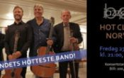 Bø Jazzklubb presenterer: HOT CLUB DE NORVÈGE