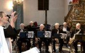 Jazzmesse i Asker kirke med Five Shades