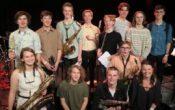 Ungjazz m/AOJO – Akershus & Oslo ungdomsjazzorkester