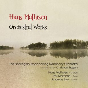 «Orchestral Works» cover