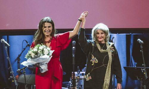 Karin Krog mottok NOPAS hederspris