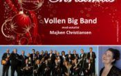 Vollen Big Band – Swinging Christmas med Majken Christiansen