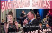 Big Band X-mas. Sandvika storband med Majken Christiansen & Ingar Kristiansen & Eckhard Baur