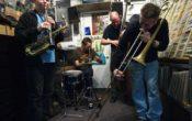 Frode Gjerstad Trio med Steve Swell