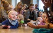 Jåzzongan presenterer Eldbjørg Raknes – babykonsert