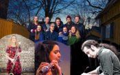 Mathilde Grooss Viddal: FriEnsemblet med Naïssam Jalal – Internasjonale Jazzdager