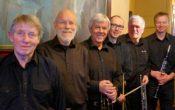Glajazzcafé med Kjell G. Haugen Trad.  Band og Ski Storband