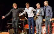 Jazzkonsert med THE DIASPORA HOUSE