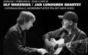 Ulf Wakenius / Jan Lundgren Quartet