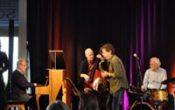 Jazzkafè med BERKSTO Kvartett