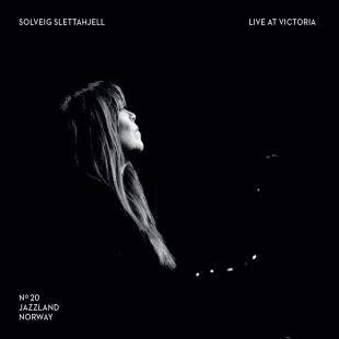 «Live at Victoria» cover