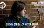 ZHENYA STRIGALEV – NEVER GROUP
