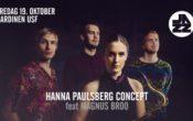 HANNA PAULSBERG CONCEPT feat MAGNUS BROO