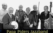 Jazzkafè med Papa Piders Jazzband