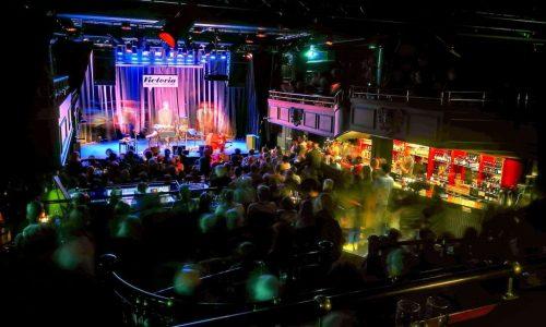 Nasjonal jazzscene feirer ti år i eget hus